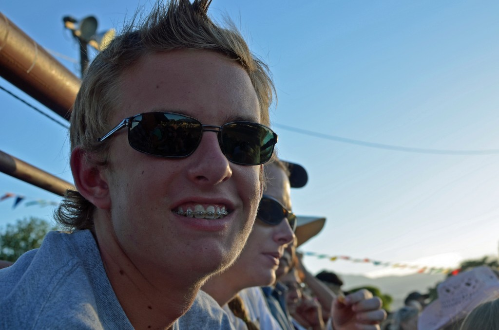 Nate at Rodeo