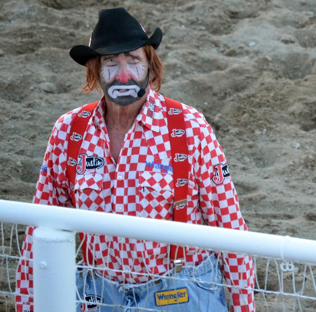 cecil the clown